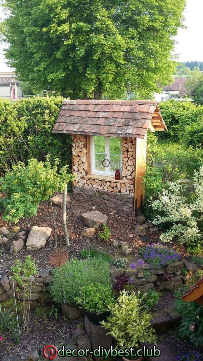 Photo of (notitle) – Belinda – GartenDekore | Garden deco, Garden trellis, Garden design