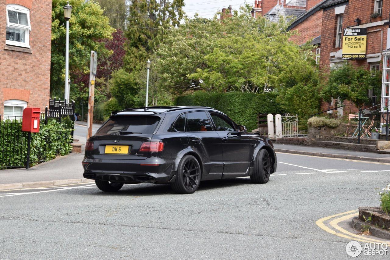 Bentley Bentayga Diesel Onyx Concept Gtx Small Luxury Cars