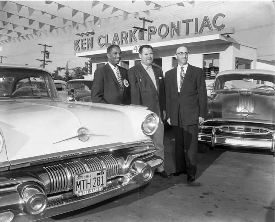 Ken Clark Pontiac 4200 block Crenshaw Blvd Los Angeles