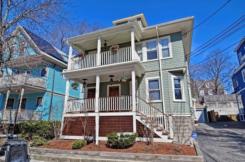20 Hall Ave Unit 1, Somerville, MA 02144