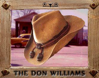 9de54d5a43f50 THE DON WILLIAMS  You ll have no problem singing