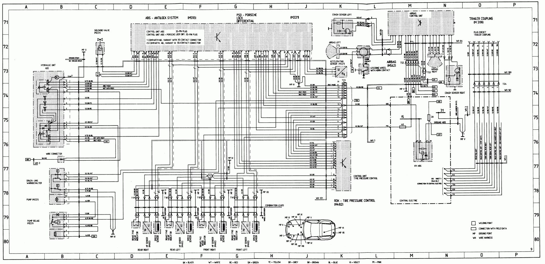 Bmw E36 Aircon Wiring Diagram