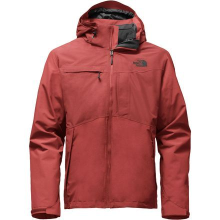 The North Face Men s Condor Triclimate Jacket provides year-round  protection from the weather d2e72bbc5
