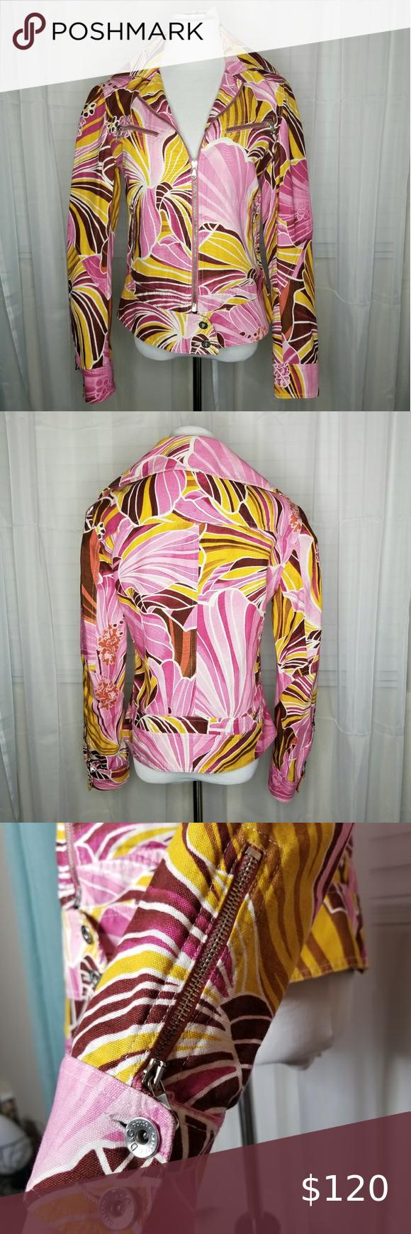 I just added this listing on Poshmark: DOLCE & GABBANA Colorful Zip Pocket Jacket Size 32. #shopmycloset #poshmark #fashion #shopping #style #forsale #Dolce & Gabbana #Jackets & Blazers