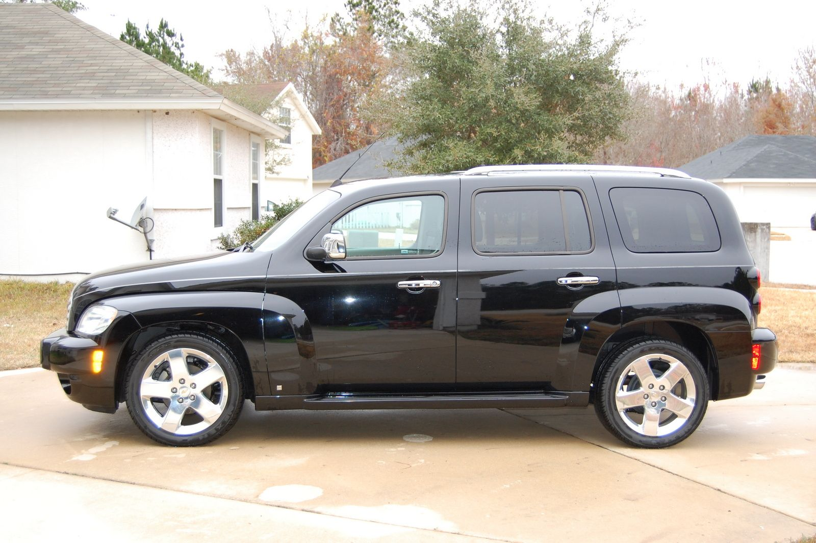 Chevy hhr this is just like mine