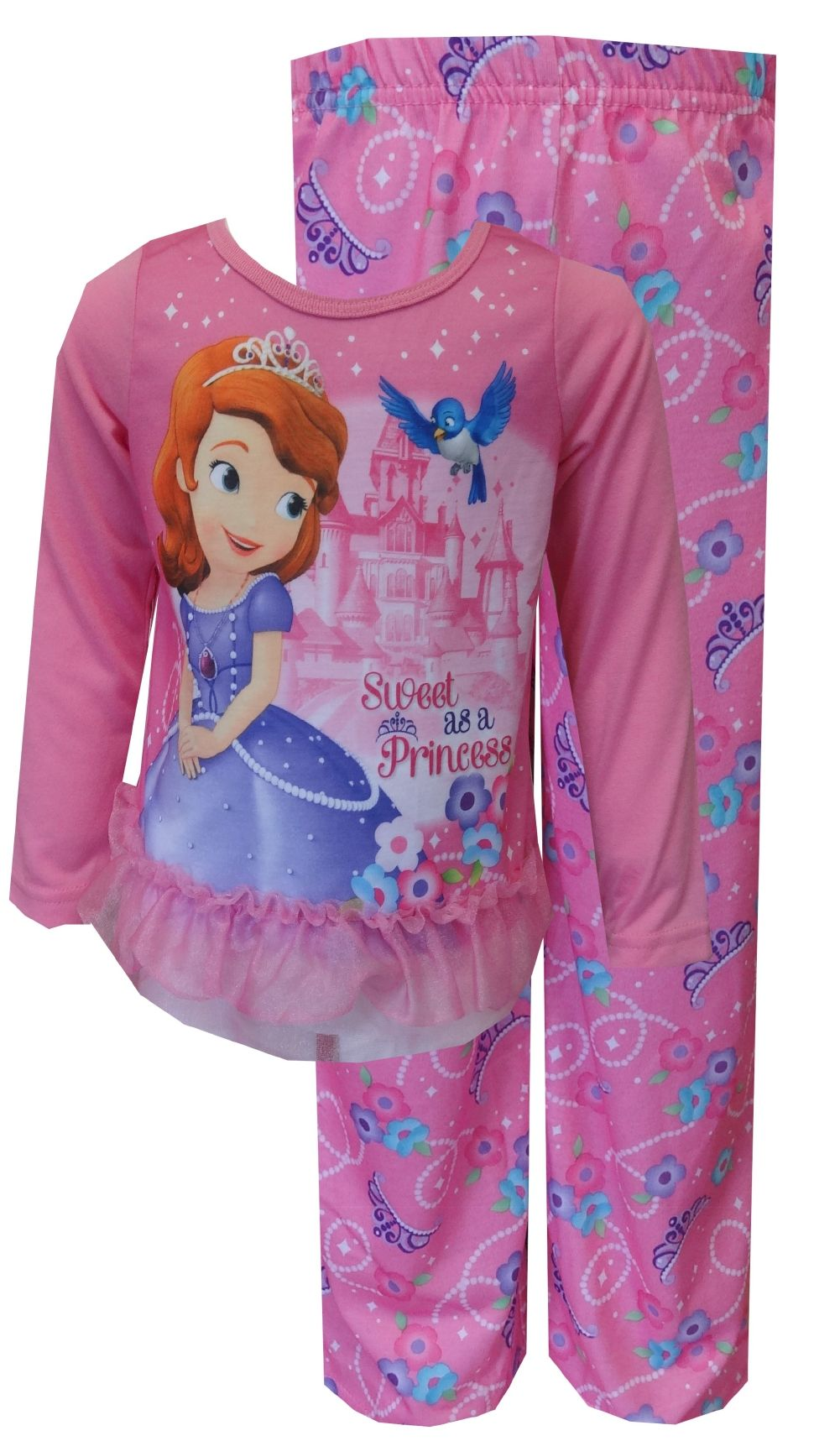 Disney Sofia The First Sweet As A Princess Toddler Pajama Perfect for any little  Sofia fan 39f609706