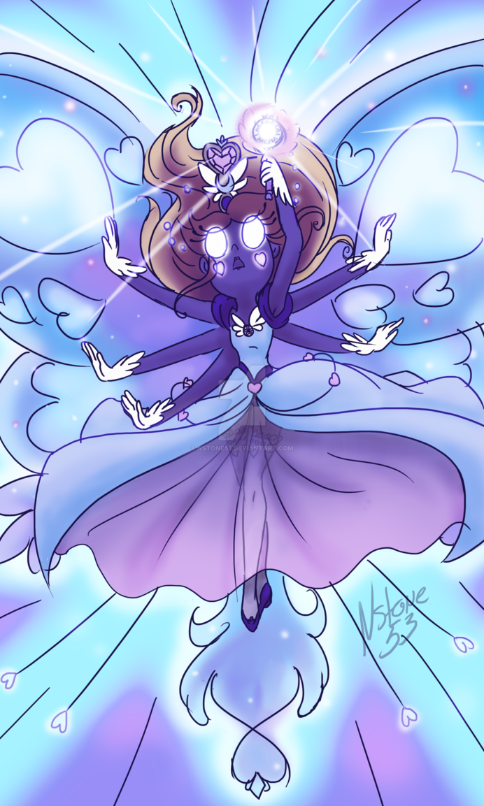 Queen Star Butterfly by Nstone53 on DeviantArt Thank You