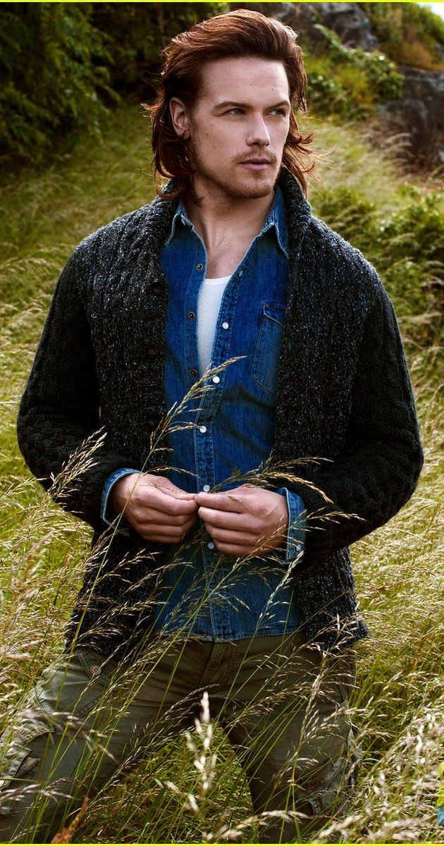 Sam Heughan, Actor Outlander. Sam Heughan was born April