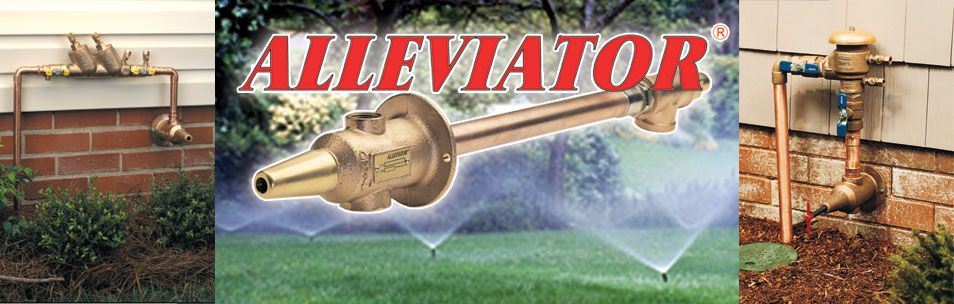 how to turn on sprinkler system valves