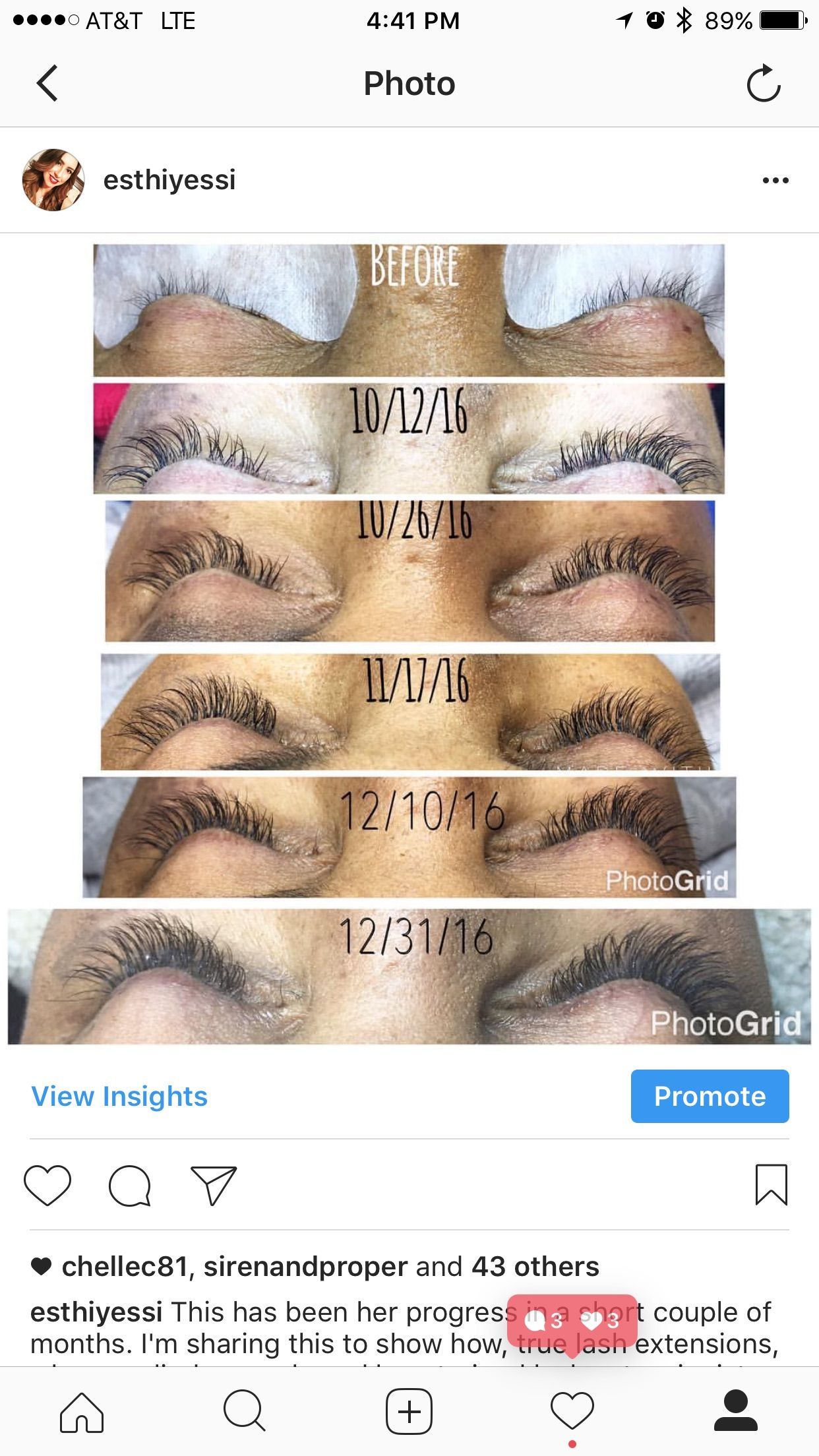 My Client Came In With Cluster Lashes And Lots Of Damage To Her Nl