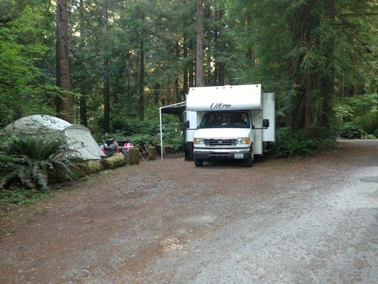 Del Norte Coast Redwoods State Park Mill Creek Campground Crescent City Ca Gps Campsites Rates Photos Revie State Parks Crescent City California Travel