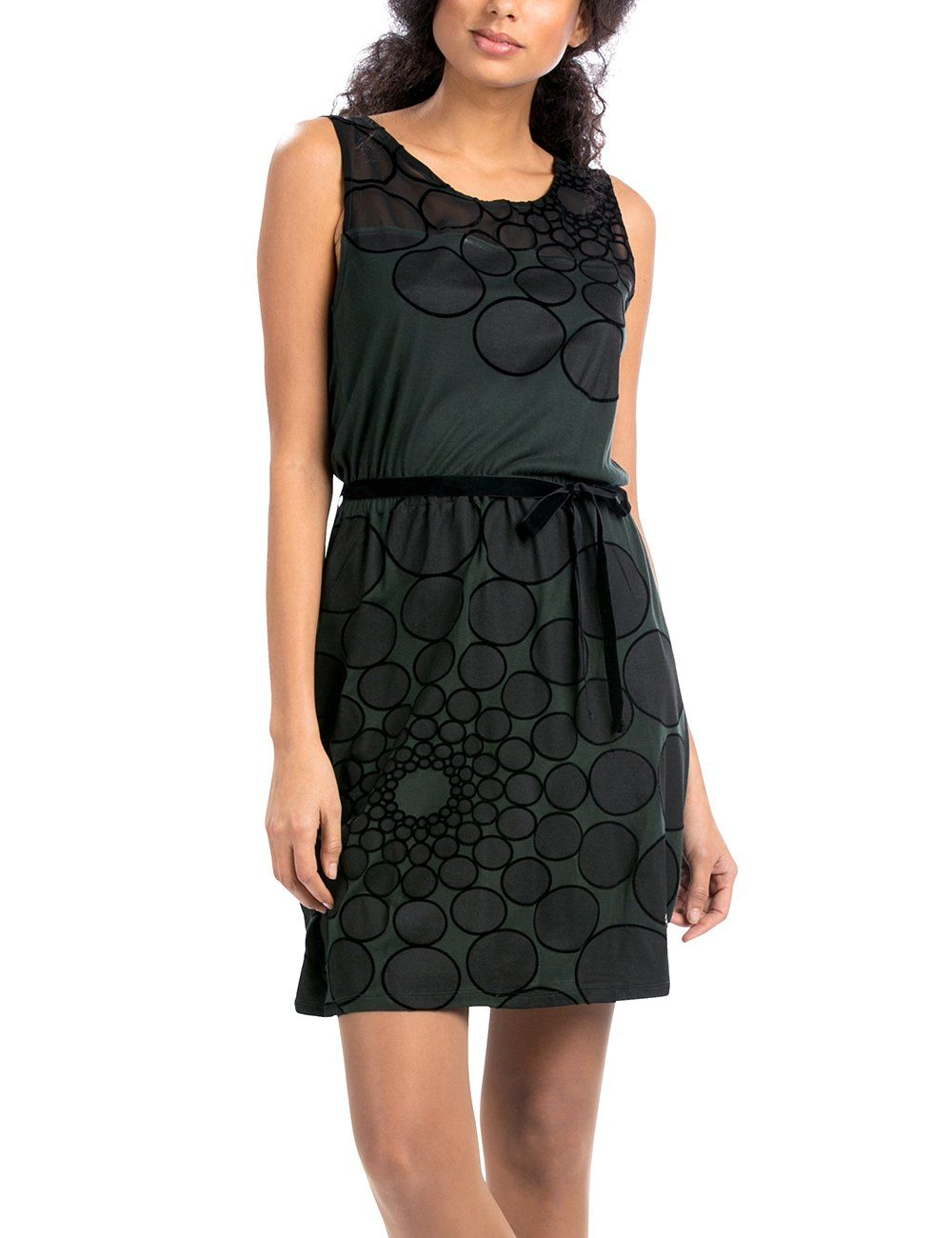 shades of release date incredible prices Desigual Arsen 56V20N7 | Desigual dress AW 2015 | Robe ...