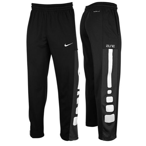8491fd93a Nike Elite Stripe Performance Pants - Men's - Basketball ...