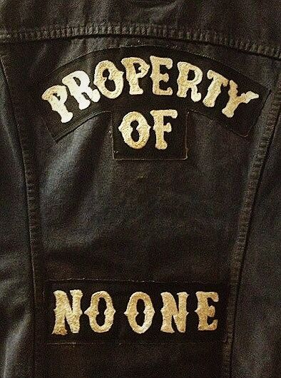 property of noone
