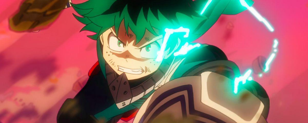 A hero was born pls follow anime latest anime