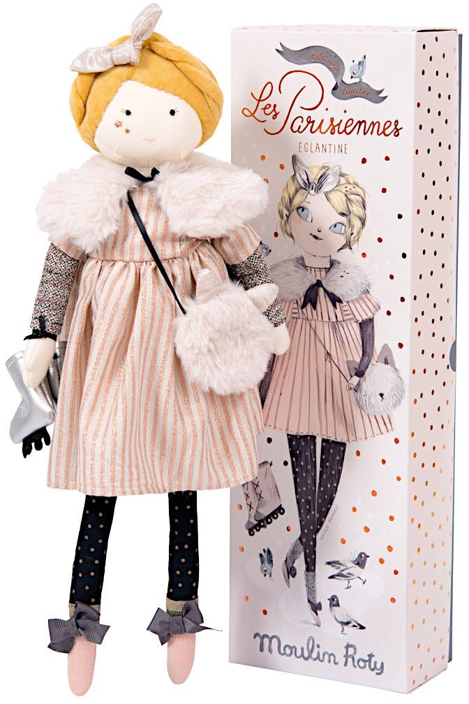 Moulin Roty Mademoiselle Blanche-NEW