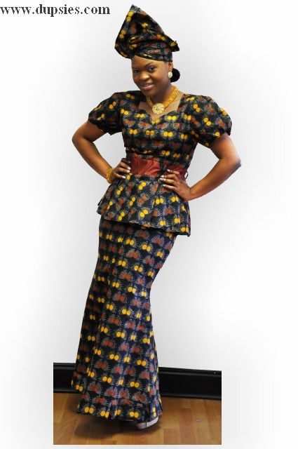 bec3fd33c66e Dupsie s - Traditional African Clothing