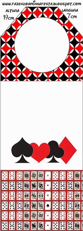 Free Casino Party Printables Monedas
