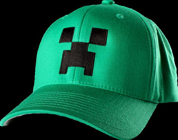 85fe25ee0 Minecraft Merchandise, Minecraft Cap, Minecraft Creeper Face, Minecraft  Creeper Face Cap, Gaming Merchandise, Games Merchandise