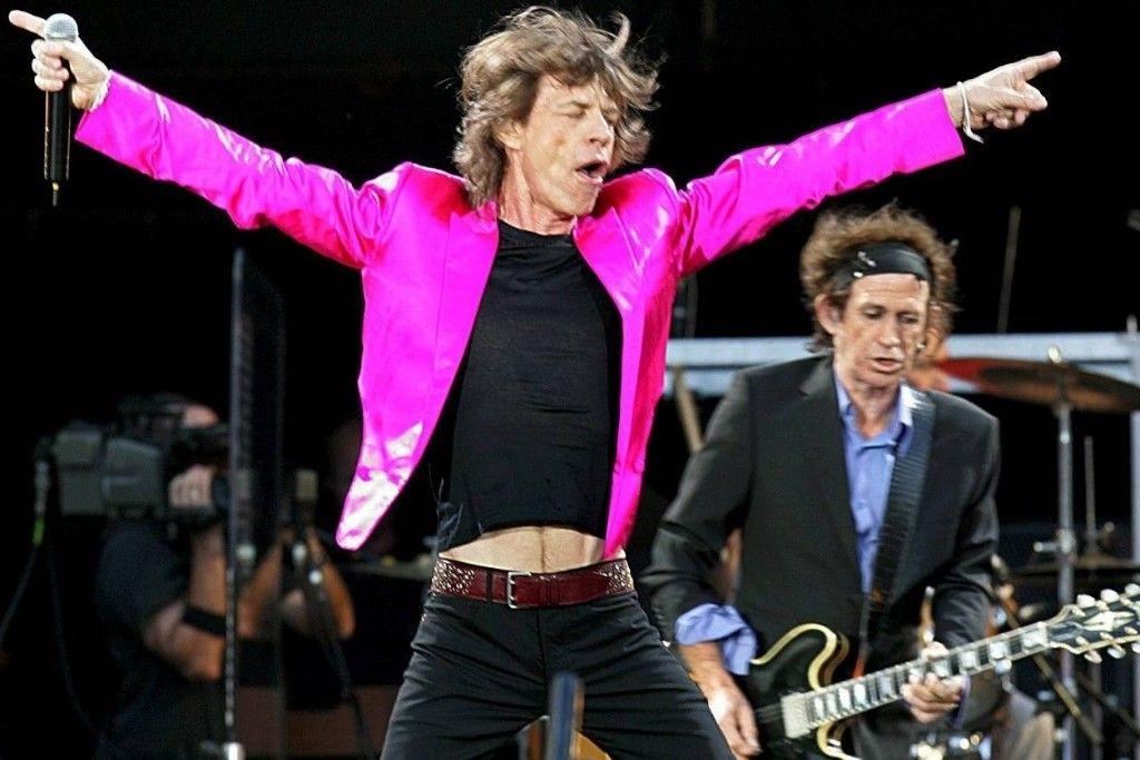 Rolling Stones naar Duitsland