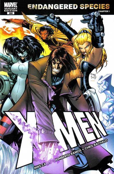 X Men Vol 2 200 Variant By Humberto Ramos Carlos Cuevas X Men Marvel Comics For Sale