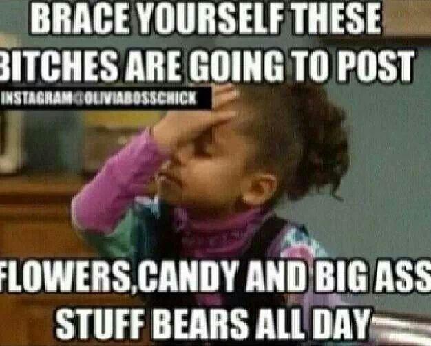 Valentine S Day On Facebook Lol Throwback Thursday Funny Memes Flirting Moves