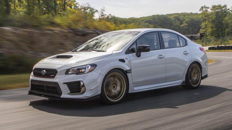 2019 Subaru Sti S209 Review Subaru Wrx Subaru Wrx