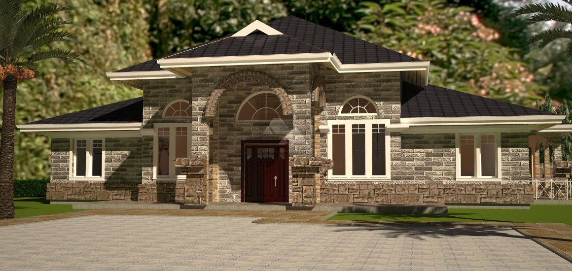house plans in Kenya | house plans | Pinterest | House, Bungalow and ...