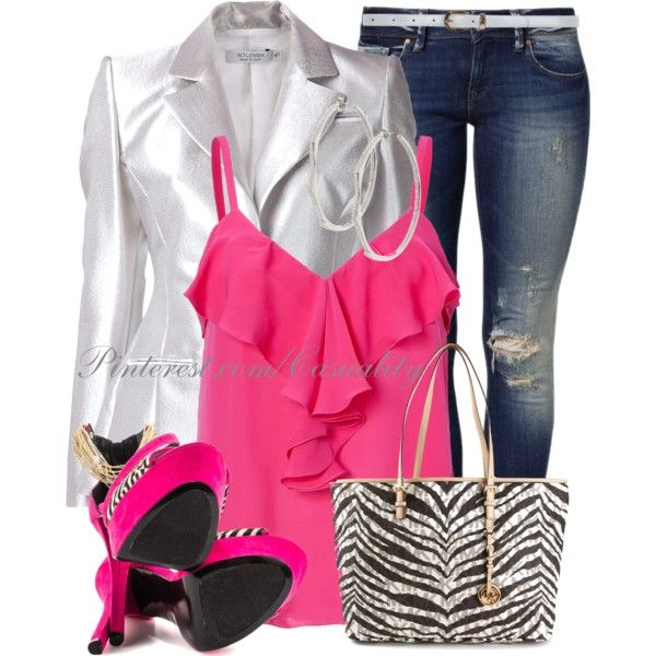 """Wild Thing"" by casuality on Polyvore"