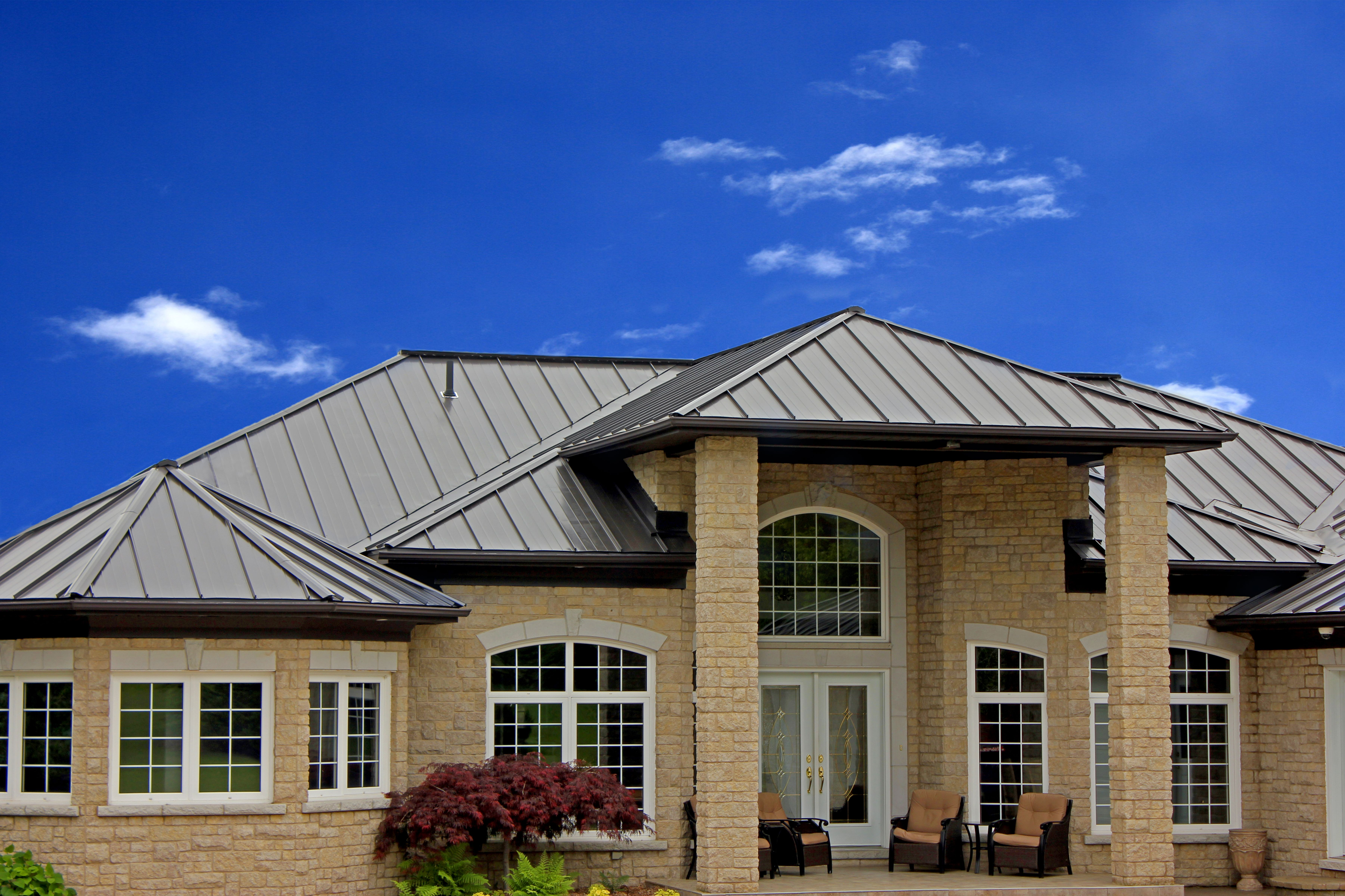 Best Heritage Series Roof In Chocolate Brown Colour Location 400 x 300
