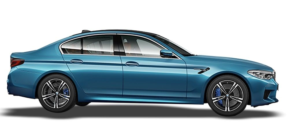 Buy A Bmw M5 For Hitherto Unimagined Dimensions Of Driving