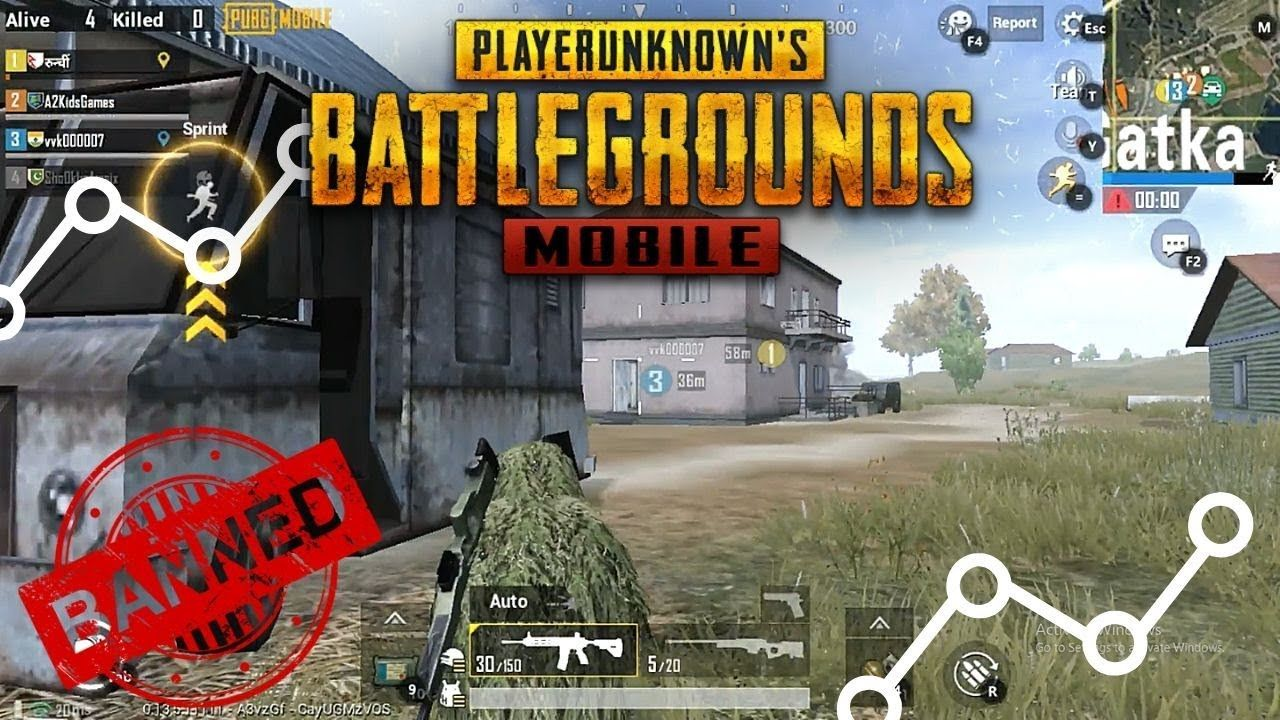 Pubg Mobile 0 Kill Chicken Dinner Maen Sama Cheater Ga Di Kasih