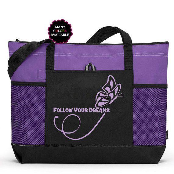 2918c933b6 This Is How I Roll Custom Zippered Tote Bag - Gym Bag