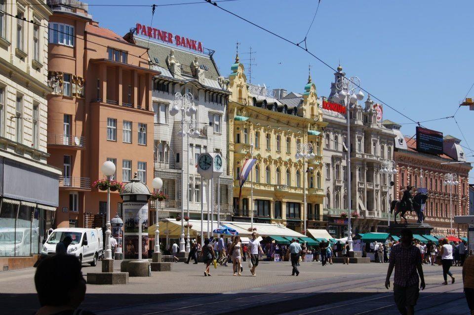Zagreb Zagreb City Of Zagreb Croatia