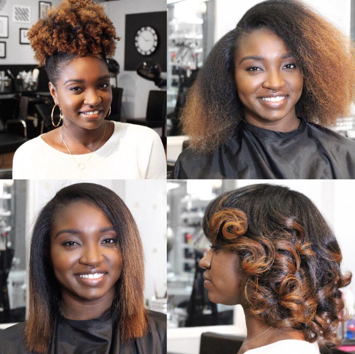 Stylin Hair Pictorials Nae2curly Natural Hair Styles Curly To Straight Hair Hair Styles