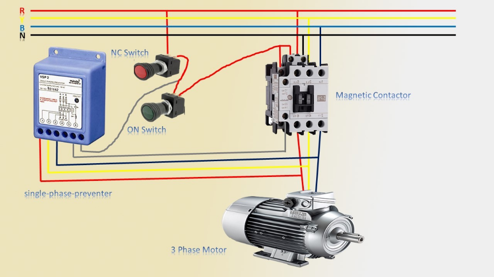 1 Phase Preventer Working Installation Procedure Earth Bondhon Current Transformer Installation Single