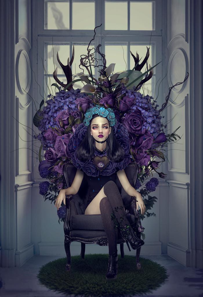 Natalie Shau - secret bloom