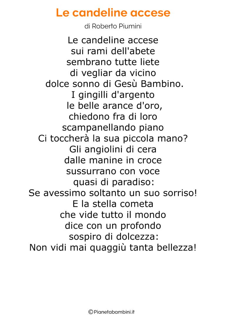 Poesie Di Natale Roberto Piumini.45 Poesie Di Natale Per Bambini Poesia Bambini Di Natale