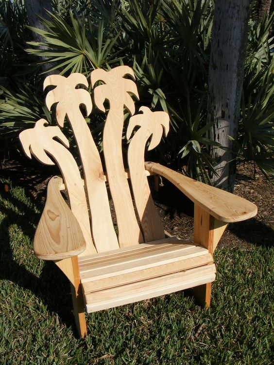 10 Adirondack Chair DIY Decor Ideas Garden pallet projects & ideas Patio & Outdoor Furniture