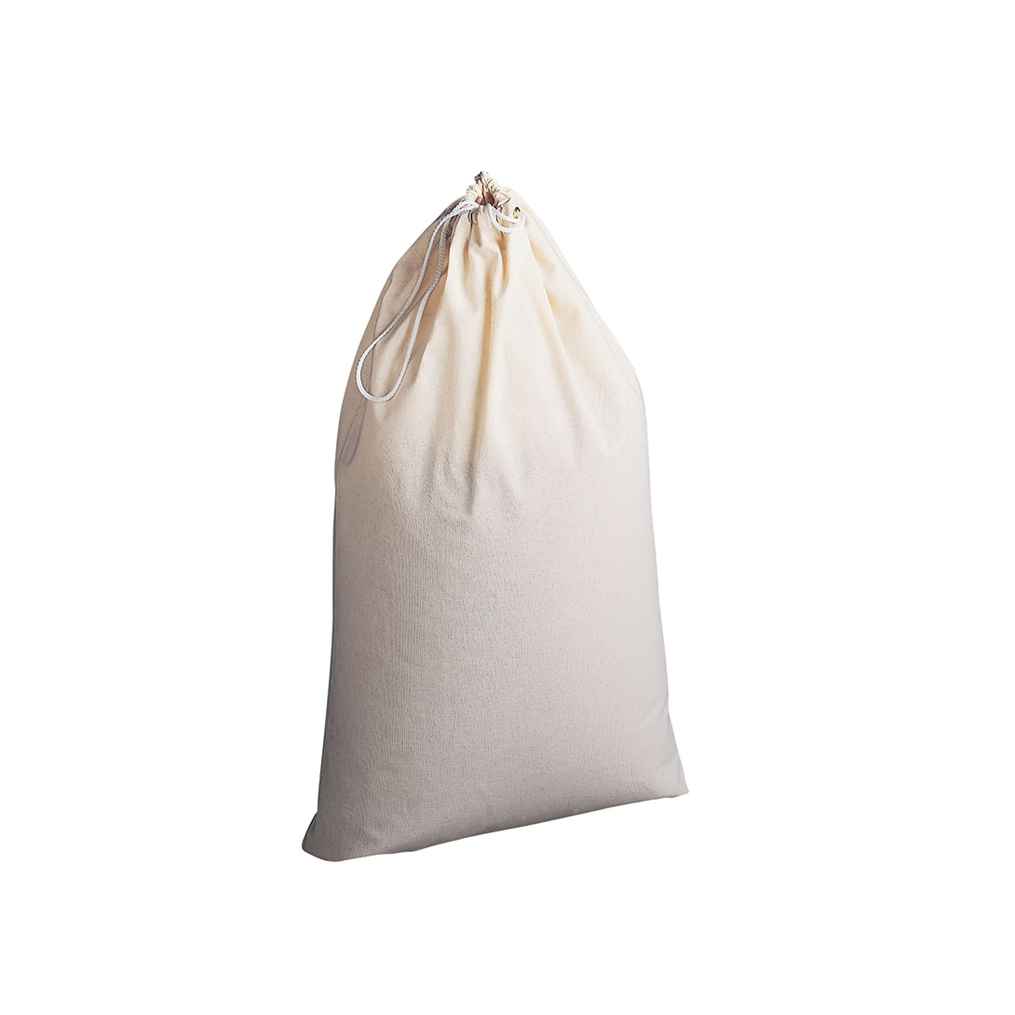 Household Essentials Laundry Bag Beig Green Beig Khaki Large