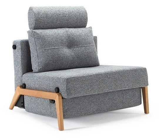 Schlafsessel Design innovation schlafsessel cubed 90 wood innovation living