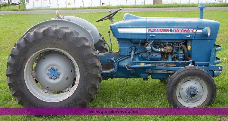 Ford 3000 Farm Tractor : Ford tractors google search farm
