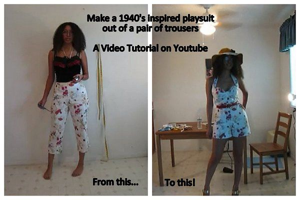 0b28f8000138 tutorial How to Make a Playsuit   Romper  diyclothes