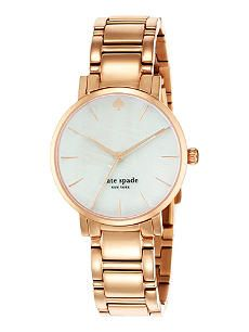 KATE SPADE 1YRU0003 Gramercy stainless steel watch