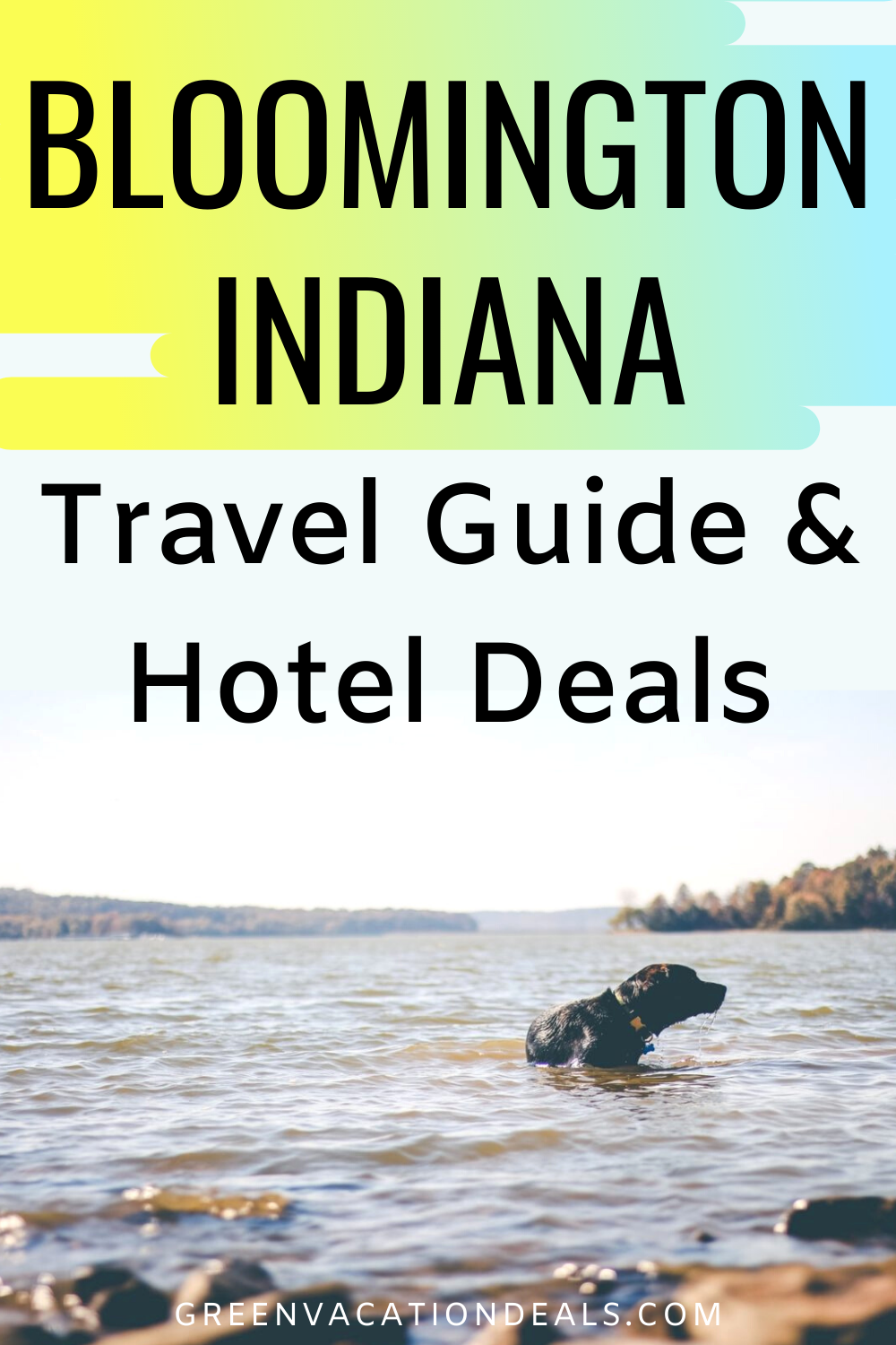 Bloomington, Indiana travel guide. Learn about activities (kayaking, hiking, fishing, boating, biking, etc), how to save money camping, and how to get a discount of up to 75% on Bloomington hotels. #Bloomington #Indiana #HotelDeals #HotelSale #MidwestTravel #IndianaTravel #Hoosiers #birdwatching #craftbeer #beer #biking #hiking #HorsebackRiding #RockClimbing #LakeMonroe