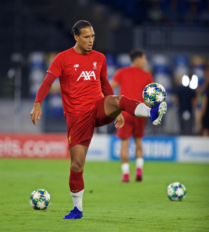 Napoli v Liverpool Live Champions League match blog in