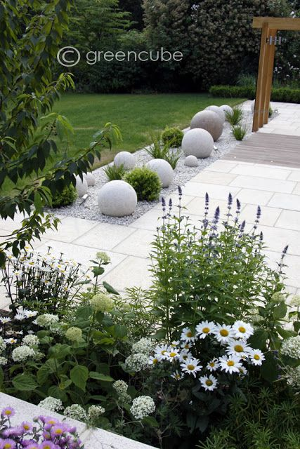 Greencube Garden And Landscape Design, Uk: Sculpture In The Garden