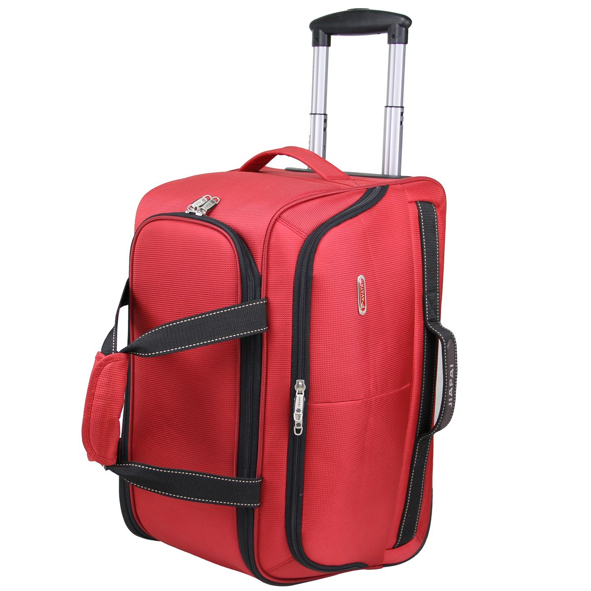 Suitcases are the most commonly used travel bags for the long ...