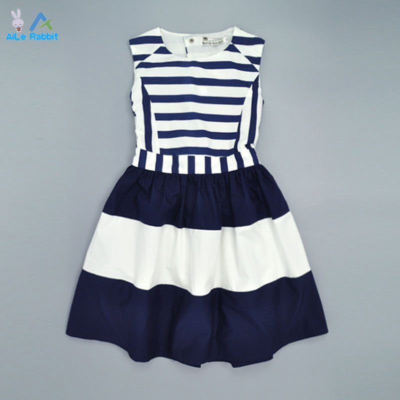 Robe fille marque
