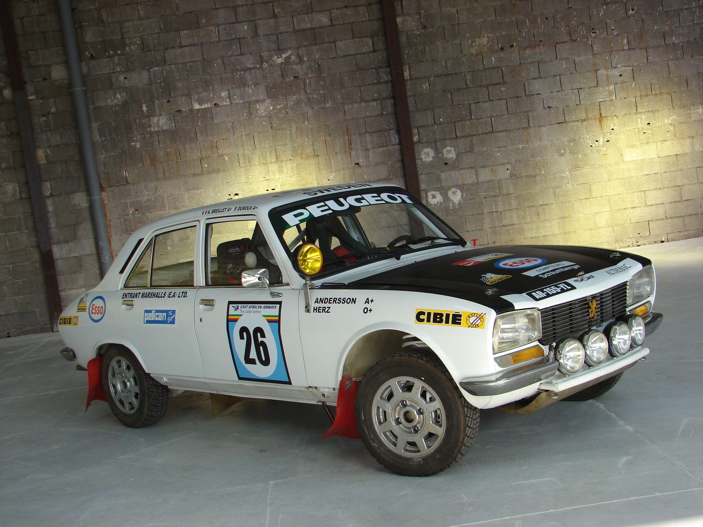 Pin En Rally Cars